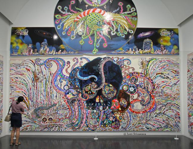 BOMBHEAD: η επιρροή της πυρηνικής εποχής στην τέχνη