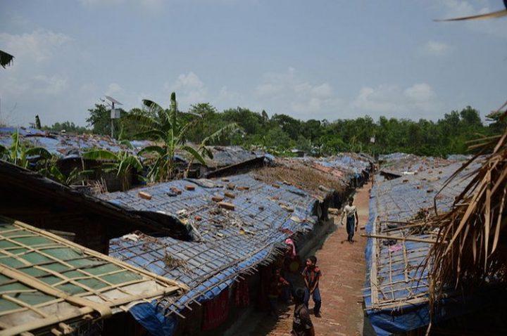 Scoperto il piano del governo del Myanmar: militarizzare le terre dei Rohingya