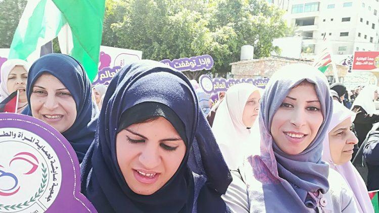 donne Gaza