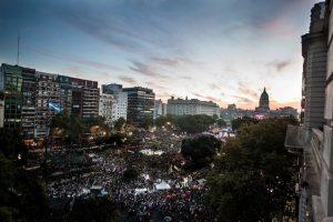 Argentinas unidas en un grito de esperanza