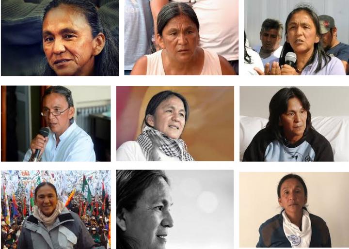 Milagro Sala rechazó arancelamiento de la salud en Argentina