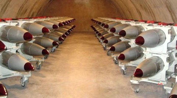 60 Jahre Atomwaffen sind genug!