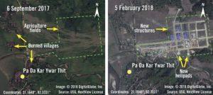 Amnesty: l'esercito birmano si appropria delle terre Rohingya