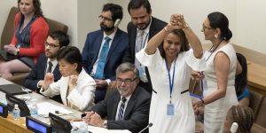 El tratado sobre la prohibición de las armas nucleares del 2017: un breve balance