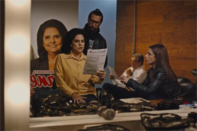 O Mecanismo Dilma Rousseff é Janete Ruscov (Sura Beroitchevsky)(Imagem: Divulgação)