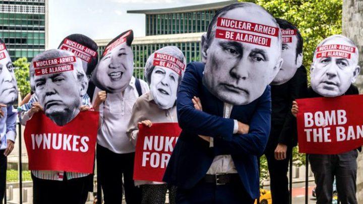 """Putin droht mit neuen """"unschlagbaren"""" Atomwaffen"""