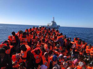 Petizione per liberare la nave Open Arms
