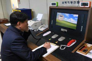 Ανοικτή γραμμή επικοινωνίας μεταξύ των ηγετών Βόρειας και Νότιας Κορέας