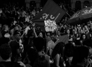 Acto por la defensa de la Democracia – Lula Libre