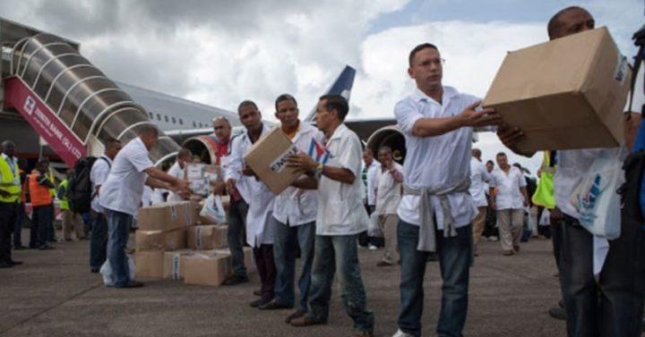 Cuba envía 2 toneladas de medicinas enviadas a Siria