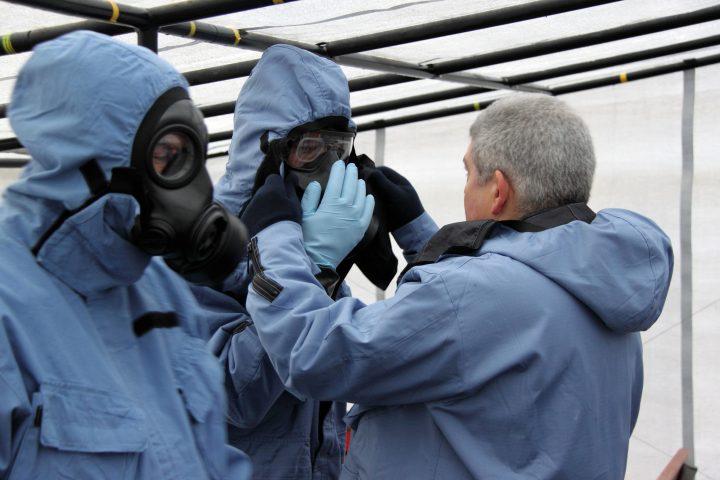 Il governo siriano invita a Douma l'Organizzazione per la proibizione delle armi chimiche
