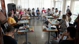 Entusiasmo y proyectos en el encuentro de dirigentes Humanistas de Argentina