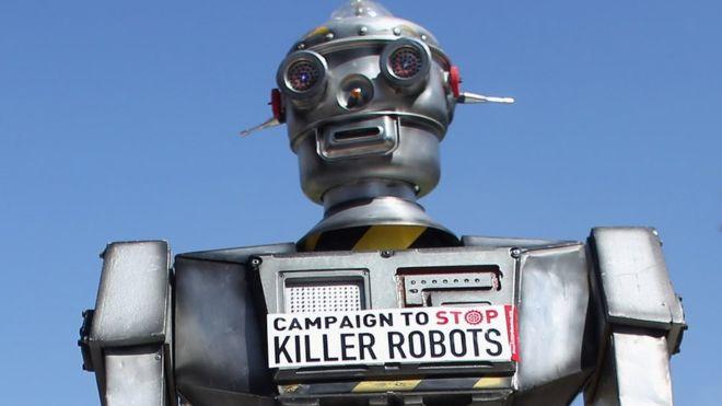 Risultati immagini per robot killer