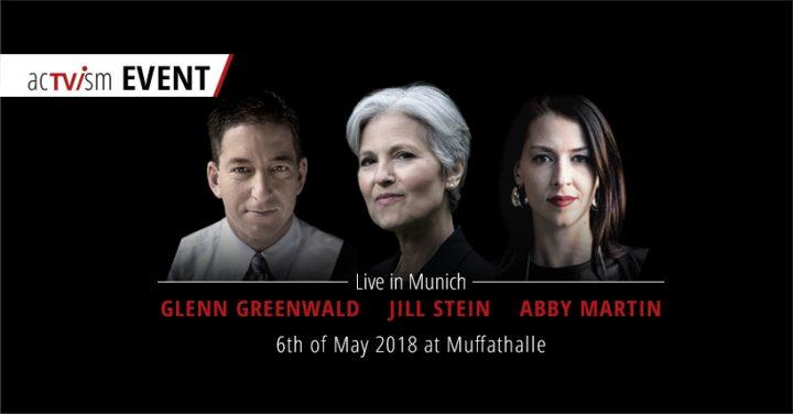 """Interview mit Flo Osrainik: acTVism Event """"Freiheit & Demokratie – Globale Themen im Kontext 2.0"""" am 6. Mai in München"""