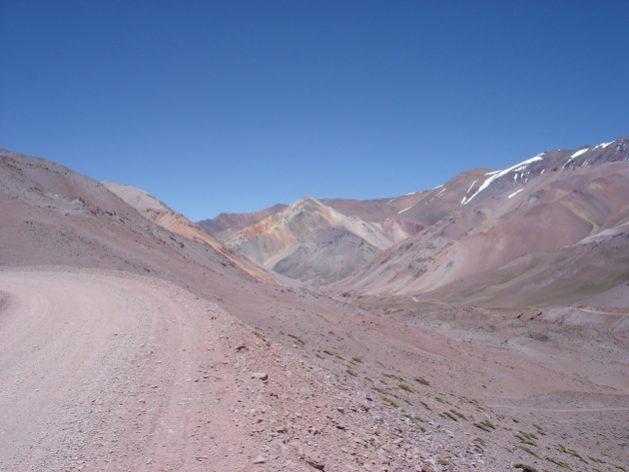 Una gigantesca obra sobre los Andes quiere hacerse realidad