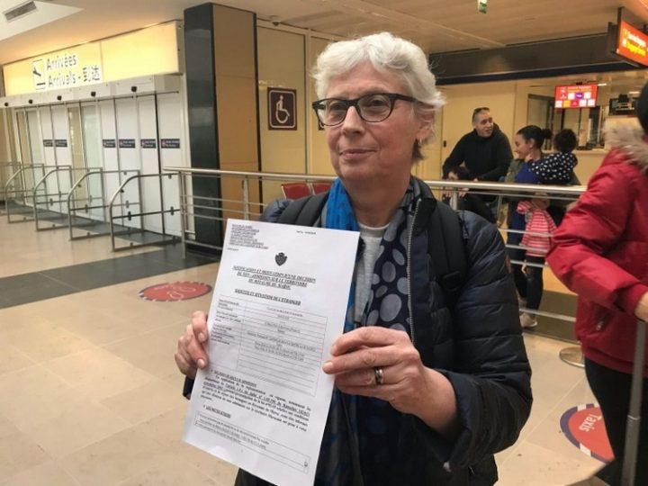 Declaración de Claude Mangin-Asfari en huelga de hambre desde el 18 de abril de 2018 tras su cuarta expulsión de Marruecos