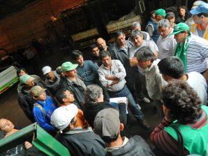 Criminalización de la protesta: 27 trabajadores municipales al banquillo