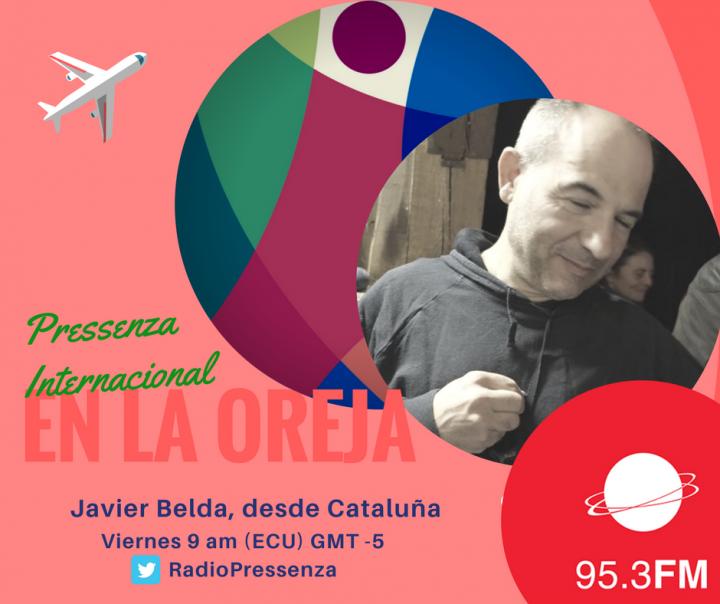 La actualidad de los presos políticos de Catalunya con Javier Belda