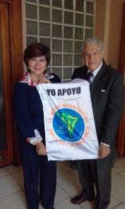 Bolivia: Marcha Sudamericana por la Paz y la No-Violencia