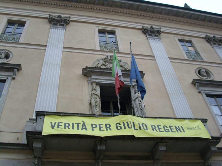 Verità per Giulio Regeni: una campagna iniziata 26 mesi fa