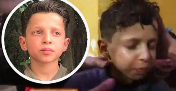 Rusia traerá a la ONU el testimonio de Hamid, el niño icono del «ataque químico de Assad»