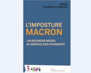 [Livre] L'imposture Macron – un business model au service des puissants