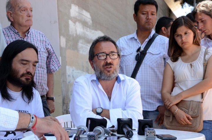 """Luis Paz: """"El funcionamiento de la Justicia en Jujuy es escandaloso"""""""