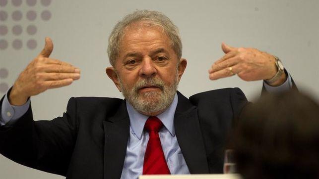 Podemos condena la vergonzosa sentencia contra Lula da Silva