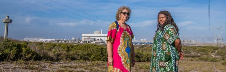 Il Nobel verde anche alle sudafricane anti-nucleare