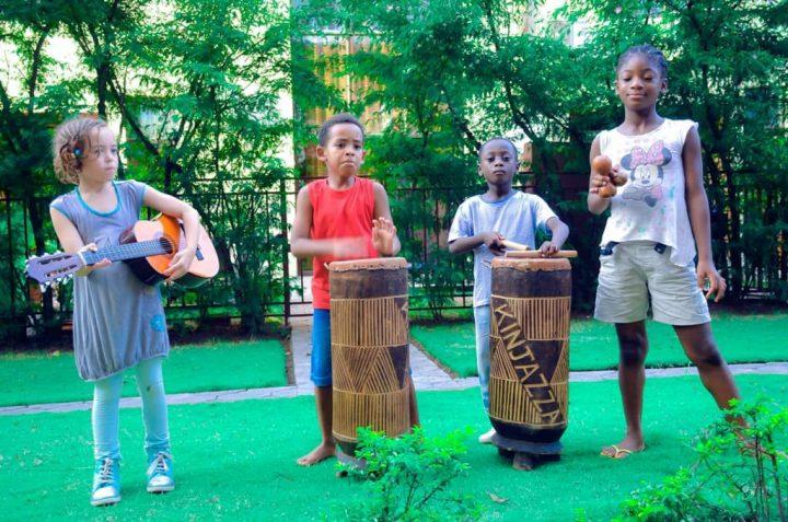 A « Kin La Belle » : nos enfants ne sont pas que turbulents !