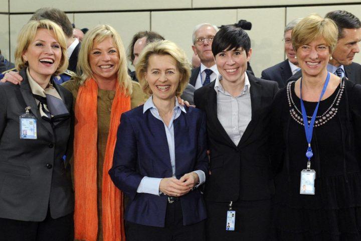 La OTAN: ¿demasiadas mujeres?