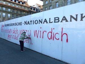 Nationalbank hat Gründungszweck vergessen