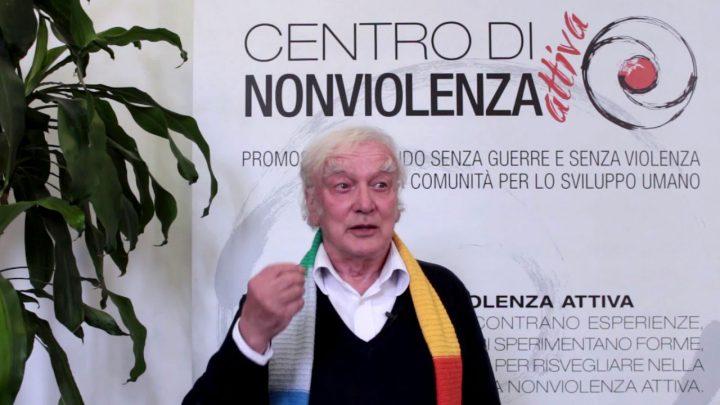 Piero Giorgi: Empathie, Solidarität, Kooperation, Gewaltfreiheit, Spiritualität und Respekt gegenüber der Natur können uns verbinden