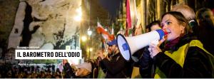 Discorso d'odio durante la campagna elettorale, Amnesty: 787 segnalazioni raccolte in 23 giorni, più di 1 messaggio all'ora