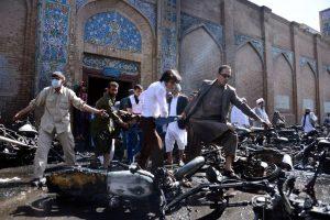 Afghanistan: una nuova prova di forza dei terroristi