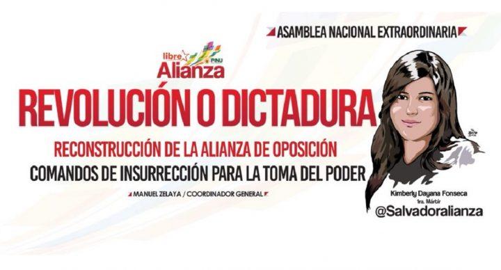 Honduras: Revolución o Dictadura
