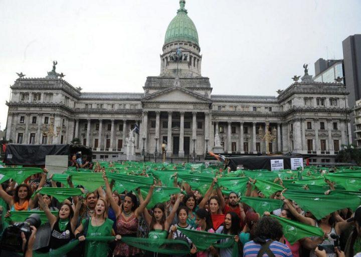El aborto es un derecho y lo conquistamos en las calles
