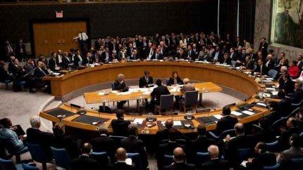 Consejo de Seguridad de la ONU en reunión de emergencia por ataque de EEUU a Siria