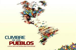 Final Declaration of the #CumbreDeLosPueblos [Summit of the Peoples] in Lima, Peru