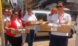Διανομή τροφίμων την Μεγάλη Τετάρτη στην Θεσσαλονίκη