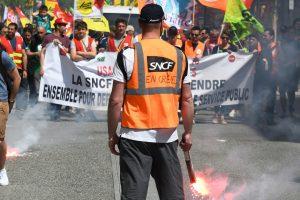 Περίοδος έντονων κοινωνικών κινητοποιήσεων στη Γαλλία