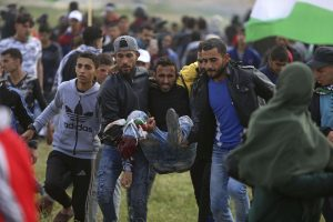 UN human rights experts condemn killings of Palestinians near Gaza fence by Israeli security forces
