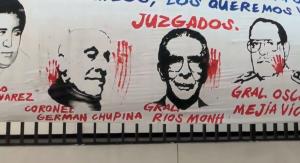 Fallece en la impunidad el genocida guatemalteco Ríos Montt