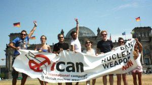 ICAN Berlin wartet auf Freiwillige
