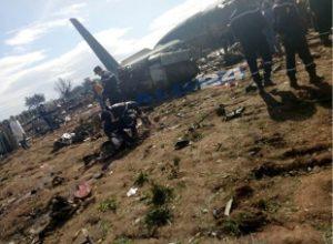 Disastro aereo in Algeria: 30 vittime civili saharawi