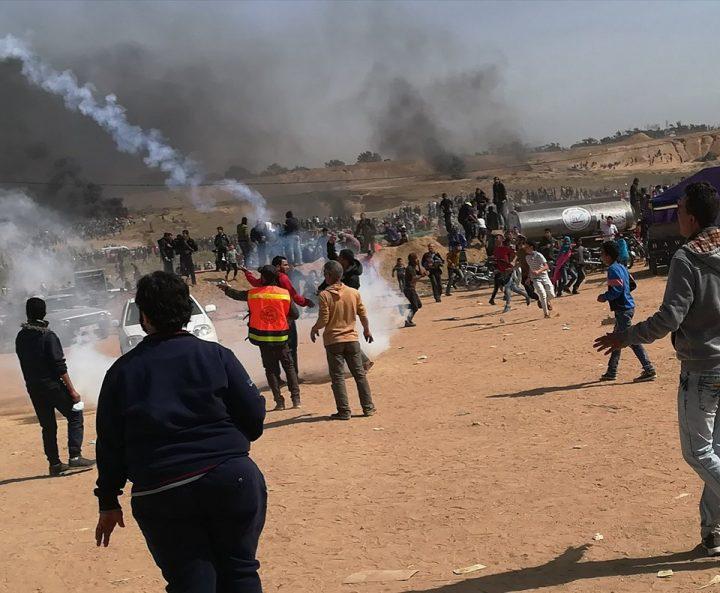 Gaza: altra mattanza grazie anche all'acquiescenza dell'Onu