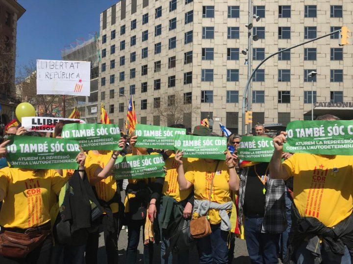 15 de abril: otra gran movilización catalana por las libertades democráticas