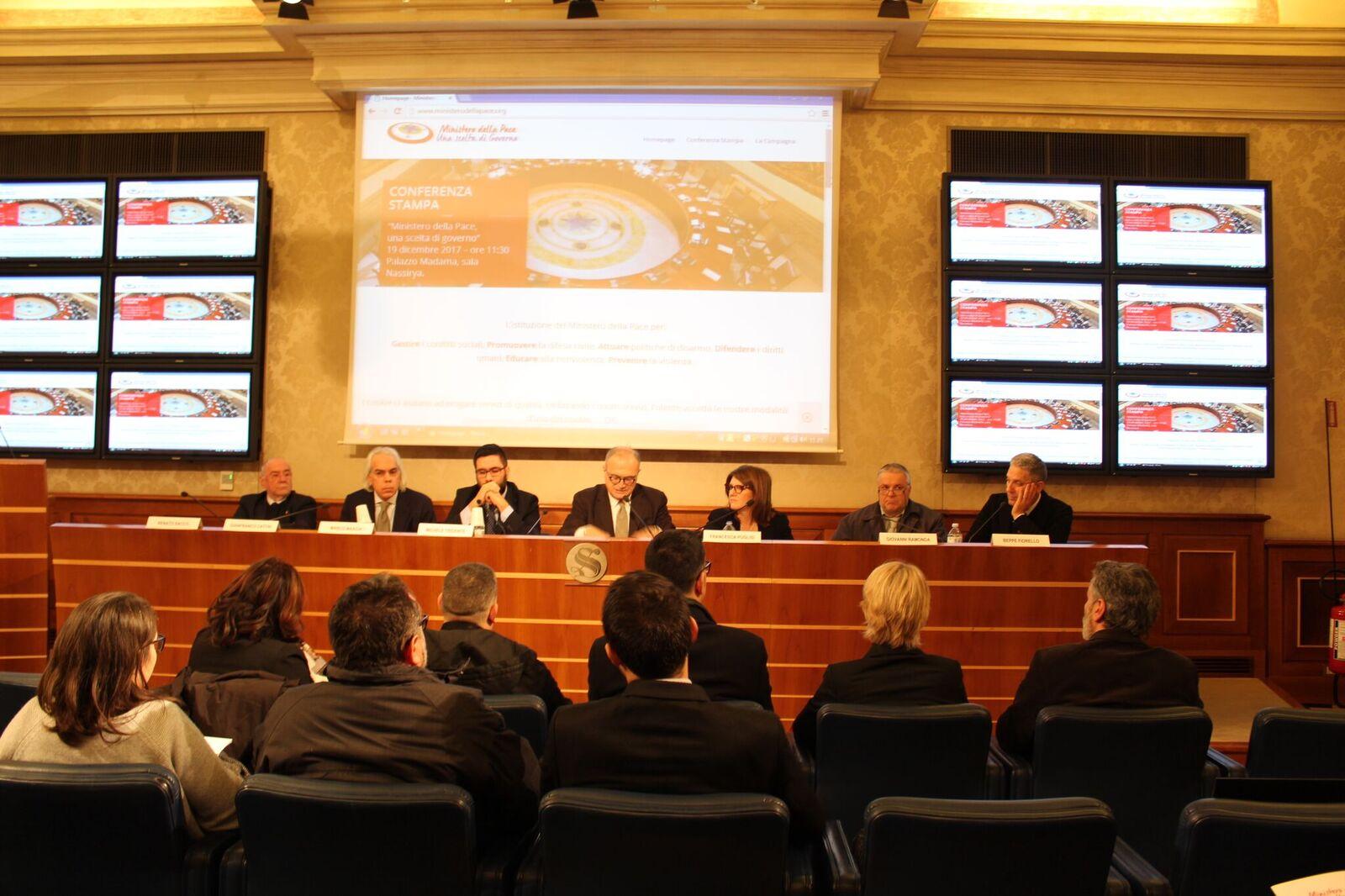 Nicola Lapenta: la Pace è il Bene Comune supremo da promuovere - Pressenza