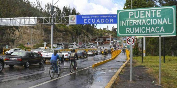 Mirando la frontera colombo-ecuatoriana: ¿Es posible la paz con medidas de militarización?