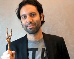 Filmregisseur Lucio de Candia und 'Bilder als Instrument zur Veränderung'